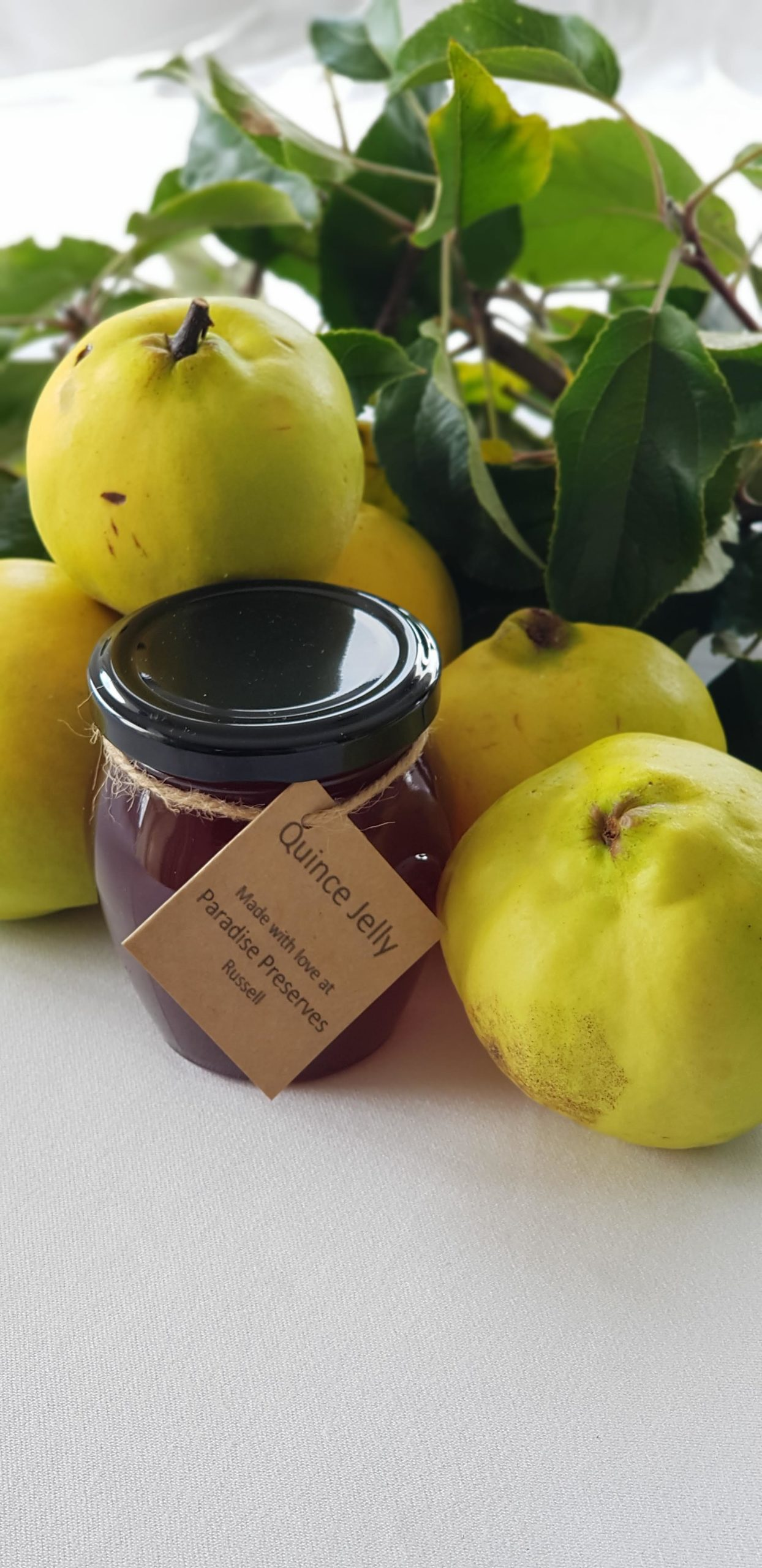 2. Quince jelly