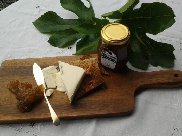 Fig and Ginger Conserve