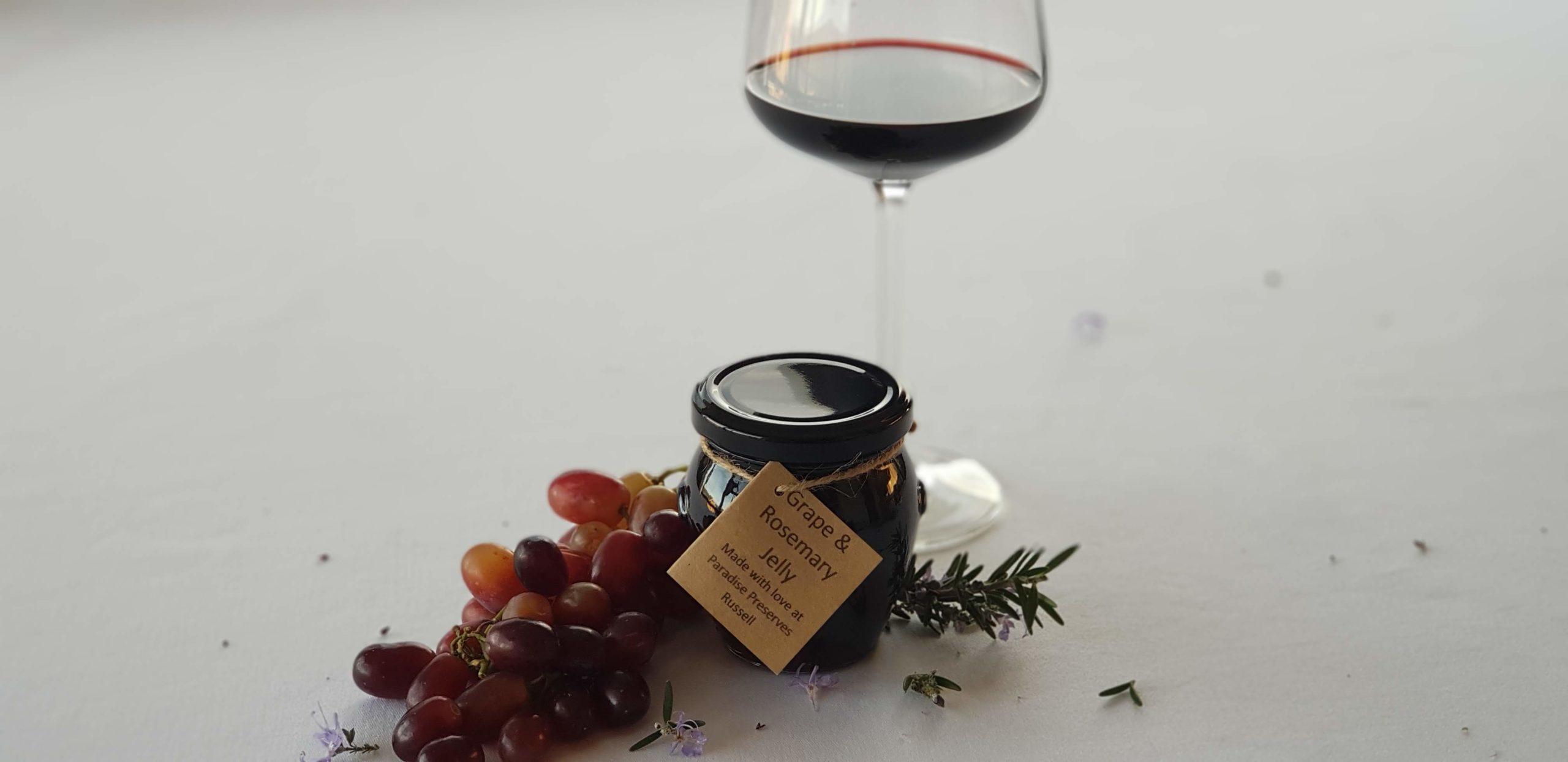 1. Grape & Rosemary