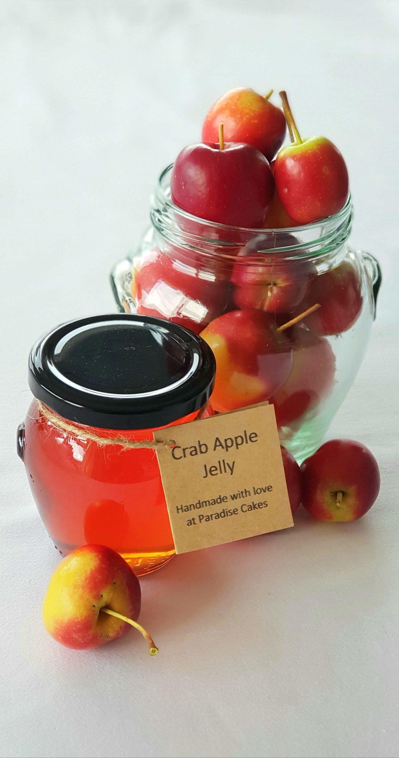 2. Crab apple jelly